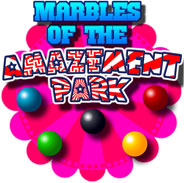 Marbles of the Amazement Park – Logo